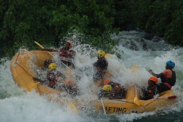 5 Days Water Rafting, Sipi Falls and Hiking Mt Elgon