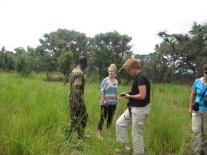 rhino tracking ziwa rhino sanctuary uganda
