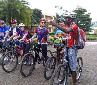 Cycling the Congo Nile