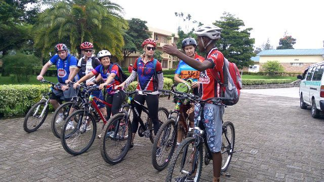 5 Days Cycling along the Congo Nile Trail