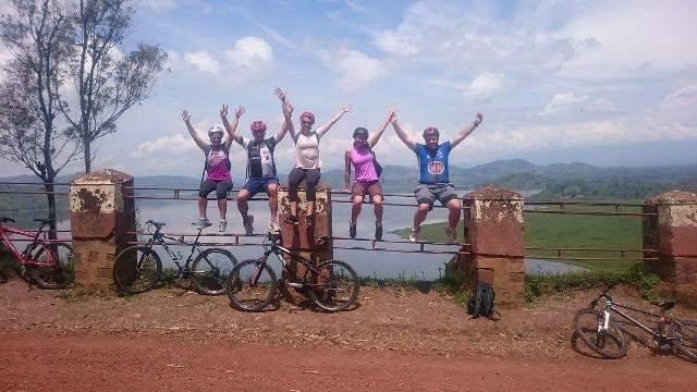 2 days Rwanda Twin lakes Cycling Safari