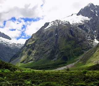 Rwenzori Mountains Uganda
