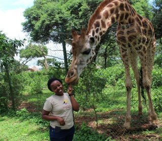 Behind the Scenes Experience at Uganda Wildlife Education Centre